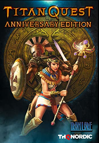 Titan Quest Anniversary Edition [Code Jeu PC - Steam]