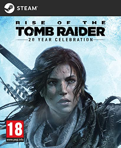 Rise of the Tomb Raider: 20 Year Celebration [Code Jeu PC -