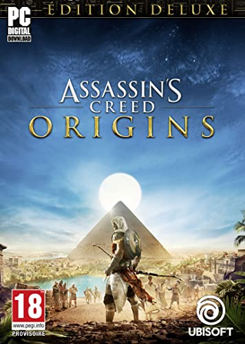 Assassins Creed Origins - Deluxe Edition [Code Jeu PC - Upla
