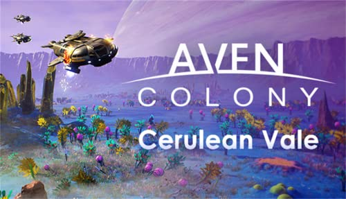 Aven Colony - Cerulean Vale [Code Jeu PC - Steam]